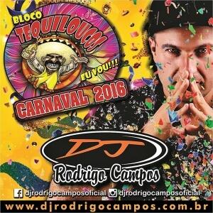 Bloco Tequiloucos Carnaval 2016