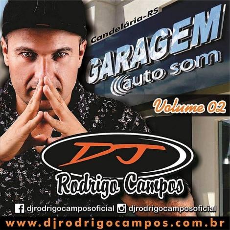 Garagem Auto Som Vol.02 Candelaria-RS
