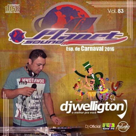 Planet Sound 83 Carnaval 2016