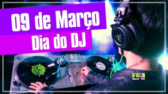 09 de Março, Dia do DJ