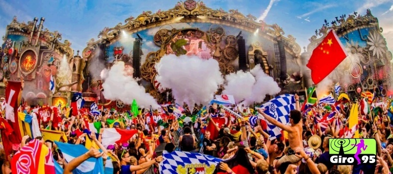 Mercado da música eletrônica faturou mais de 2 bilhões de reais no Brasil em 2015