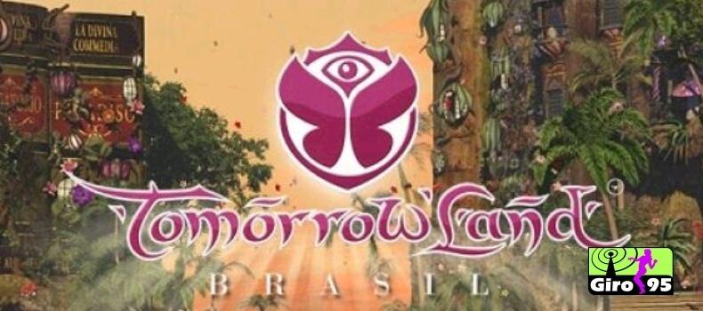 Tomorrowland Brasil será transmitido na Tv e Internet