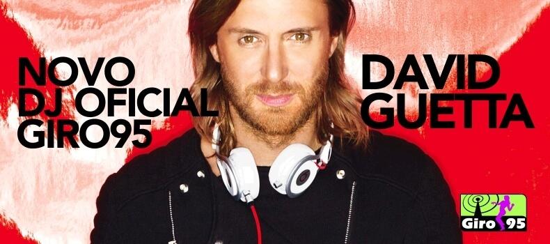 David Guetta estreia amanha no Giro95
