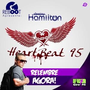 GIRO REBOOT 12 – HeartBeat 95