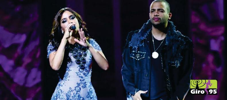 Projota revela a inspiração por trás da música 'Faz Parte', com Anitta