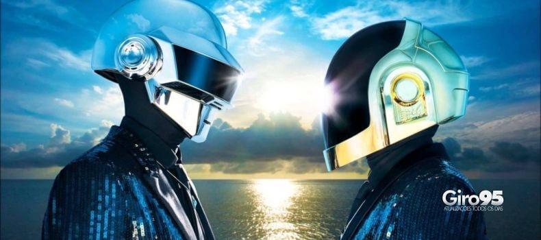 Esta ONG da Bahia está leiloando três vinis autografados do Daft Punk