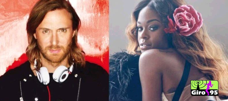 Azealia Banks vai trabalhar com David Guetta