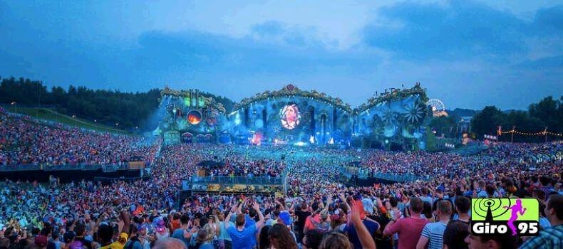 Chuva de meteoros Líridas pode brilhar o céu durante o Tomorrowland Brasil