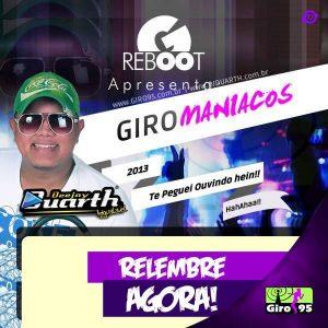 GIRO REBOOT 13 – GiroManiacos 2013