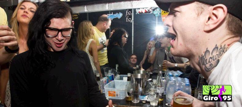 Skrillex reage a críticas do Deadmau5 sobre o seu trabalho com Justin Bieber