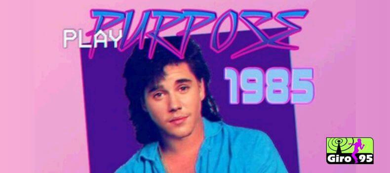 Saiba como seriam os hits de Justin Bieber nos anos 80