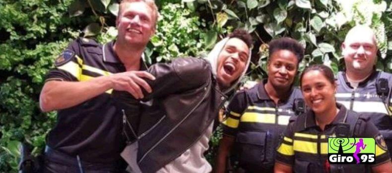 Chris Brown é detido em Amsterdã
