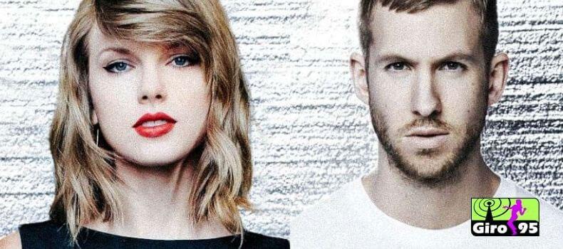 Calvin Harris se irrita com paparazzi enquanto Taylor curte novo amor