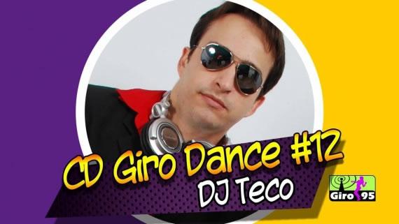 CD Giro Dance Vol12 – Dj Teco