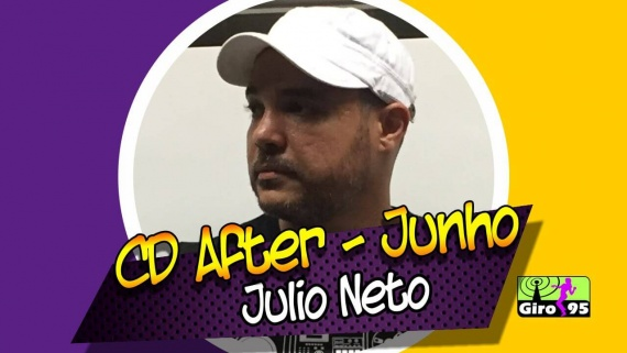 CD After do Giro/Junho – Julio Neto