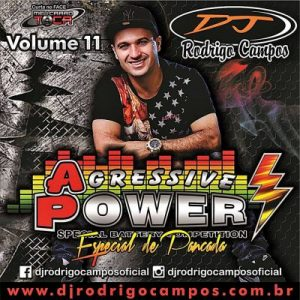 Baterias Agressive Power Vol.11