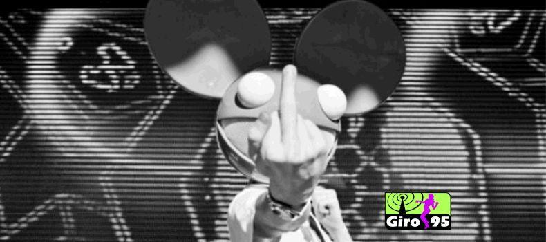 Deadmau5 retorna para mais um ataque à DJ Mag