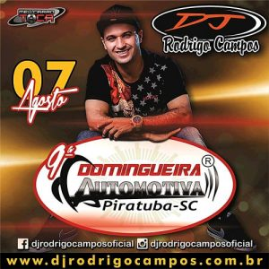 9ª Domingueira automotiva Piratuba-SC