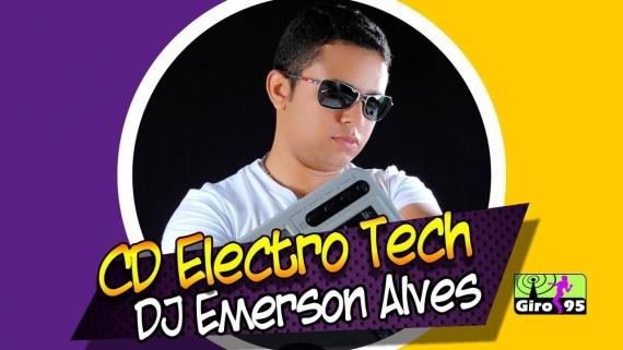 CD Electro Tech – DJ Emerson Alves