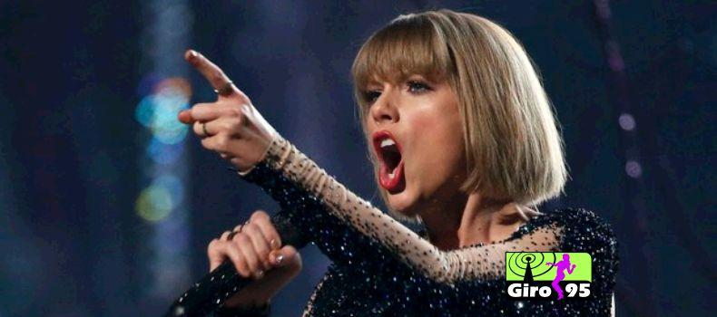 Taylor Swift é a celebridade mais bem paga do mundo, diz revista
