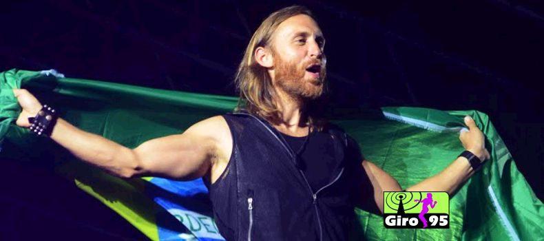 Assista ao documentário do David Guetta gravado no Brasil