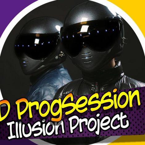 CD ProgSession – Illusion Project