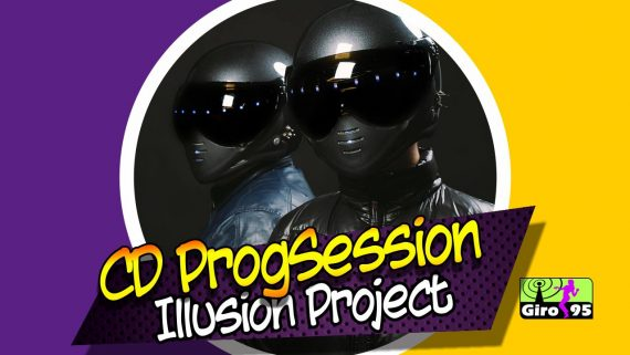 CD ProgSession – Illusion Project