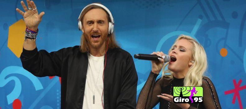 Confira o line-up completo da apresentação do David Guetta em Santa Catarina