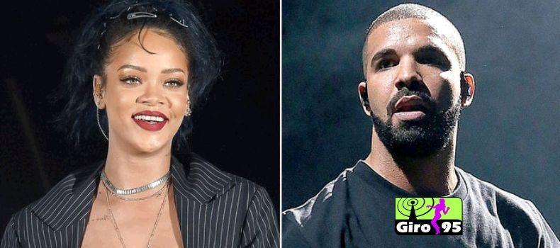 Rihanna termina namoro com Drake