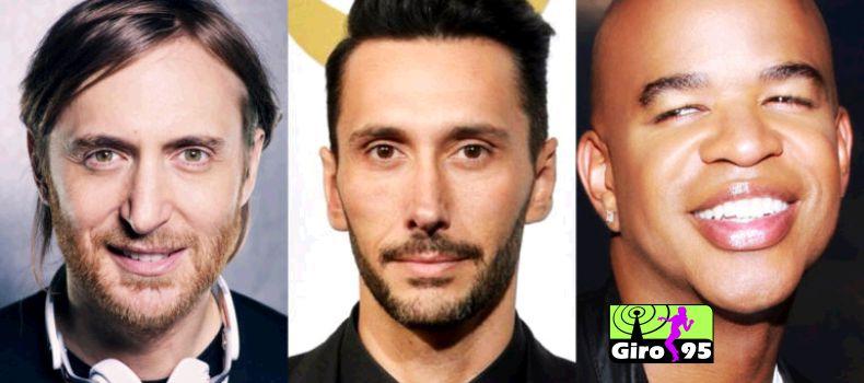 David Guetta lança música com Cedric Gervais e Chris Willis