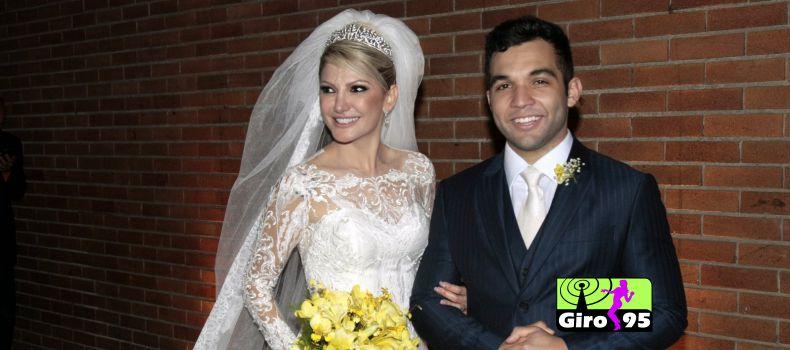 Antonia Fontenelle e Jonathan Costa se separam um ano após subir ao altar.
