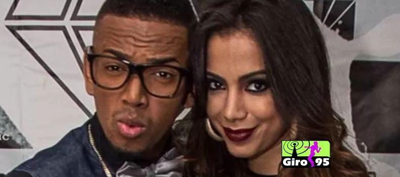 Anitta canta junto com Nego do Borel trecho de parceria com Wesley Safadão