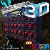 Carretinha 3D