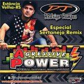 Baterias Agressive Power Esp. Sertanejo Remix