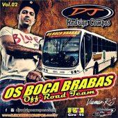 Os Boca Brabas Vol.02