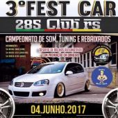 3º Fest Car 285 Clube RS