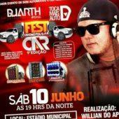 9° Curionópolis Fest Car