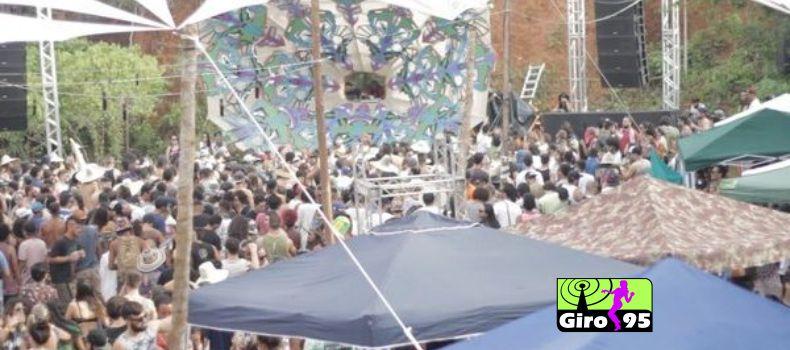 Jovem é picado por cobra em uma Rave na Bahia