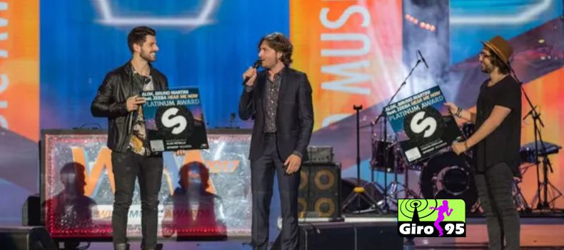 Brasileiro mais ouvido no mundo, Alok se consagra com Disco de Platina na Itália
