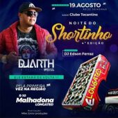 4° Noite do Shortinho (Campos Lindos-TO)