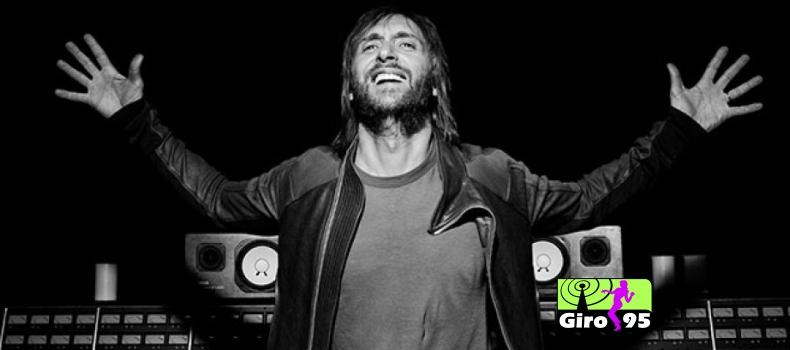 David Guetta confirma fazer seguro de seus dedos