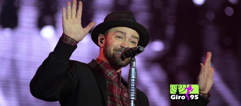 Justin Timberlake fecha terceiro dia do Rock in Rio com chave de ouro