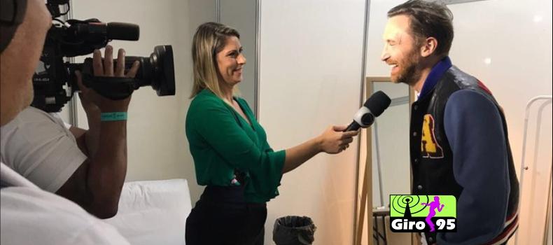David Guetta fala sobre Brasil e diz  que ouve funk e come churrasco