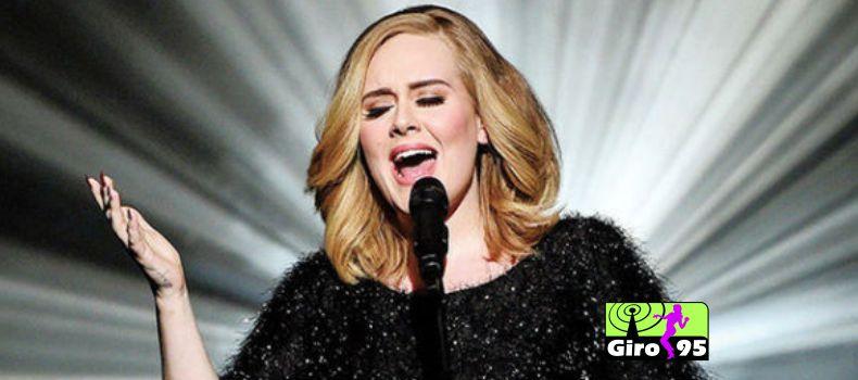Adele recusa proposta milionária para fazer dois shows particulares