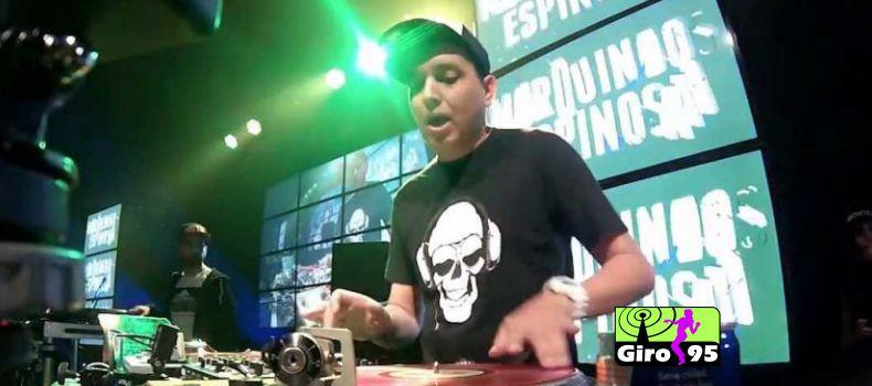 DJ Marquinhos Espinosa vence etapa nacional do Red Bull 3Style