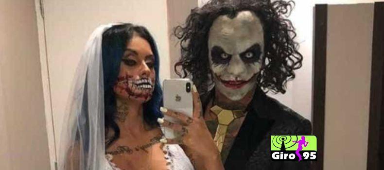 Tati Zaqui é pedida em casamento por MC Kauan durante aniversário