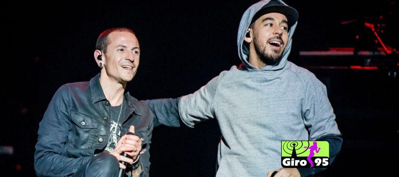 Mike Shinoda está preparando um álbum solo e fala, LP continua
