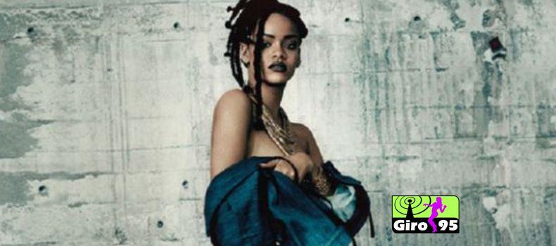 Fotógrafo divulga imagens inéditas de Rihanna nua
