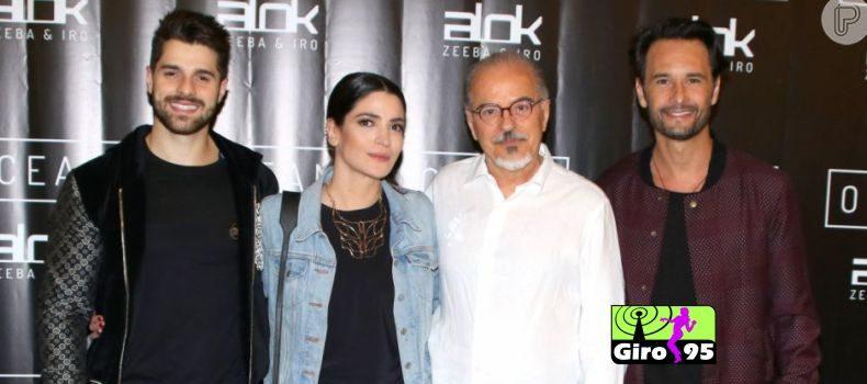 """Alok lança novo clipe """"Ocean"""" Com Marina Ruy e Rodrigo Santoro"""