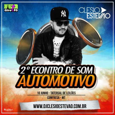 2º Encontro de Som Automotivo Confresa MT
